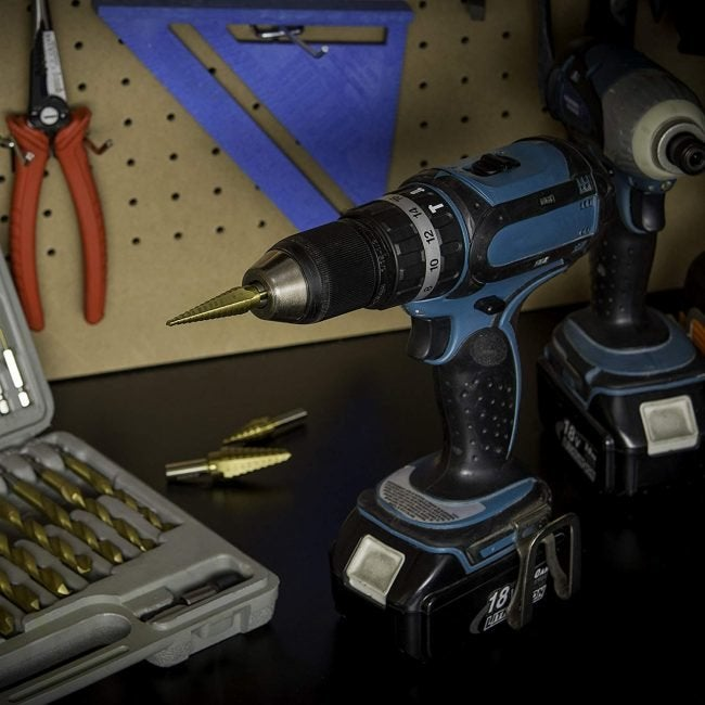 The Best Drill Bits (Step): Neiko