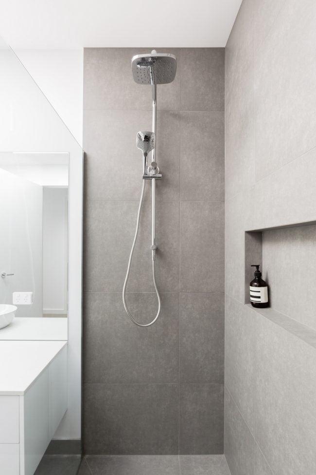 The Best Showerhead Style: Handheld/Overhead Combo