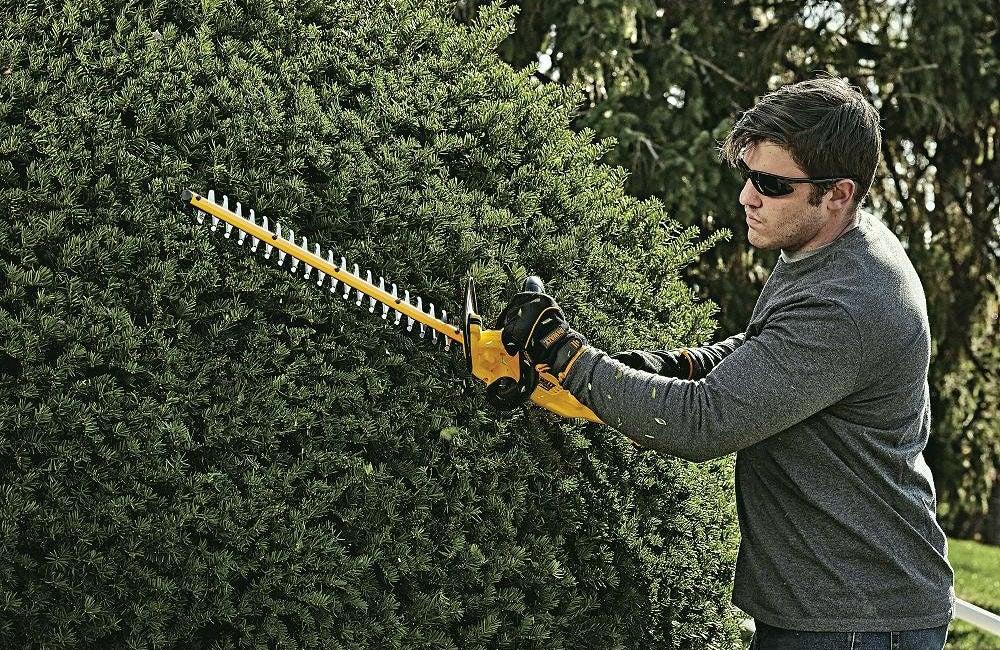 Best Hedge Trimmer: DeWalt