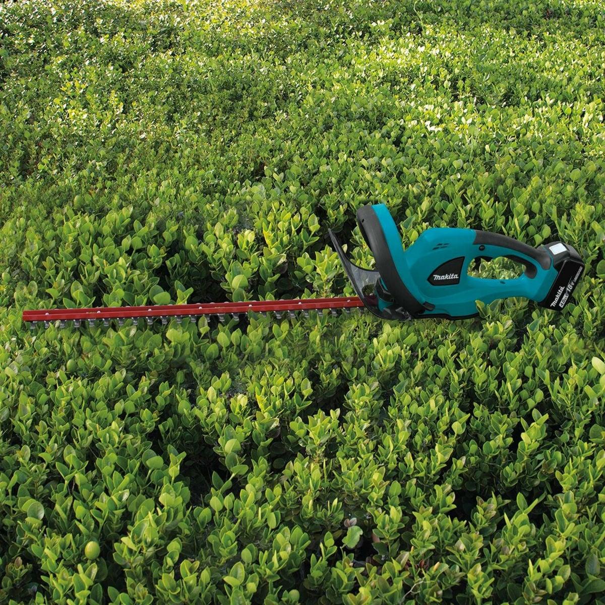 Best Hedge Trimmer: Makita