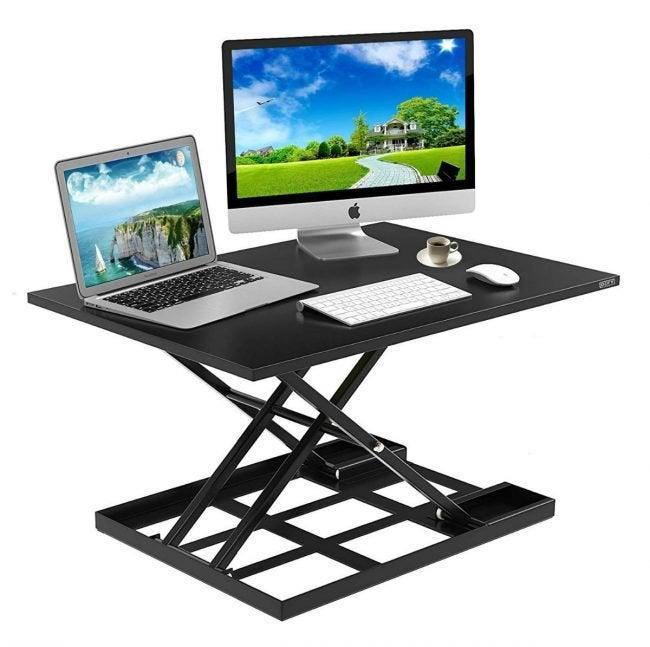 The Best Standing Desk: Defy Desk