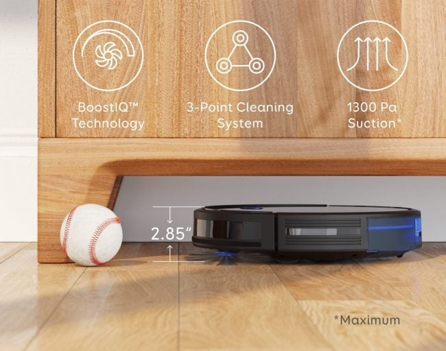 Best Robot Vacuum for Tight Spaces: Eufy 11S