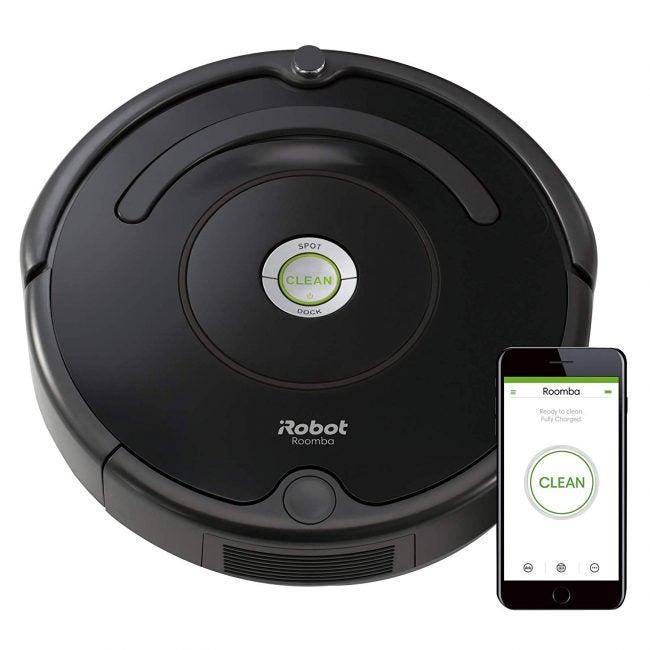 Best Robot Vacuum with WiFi: Roomba675