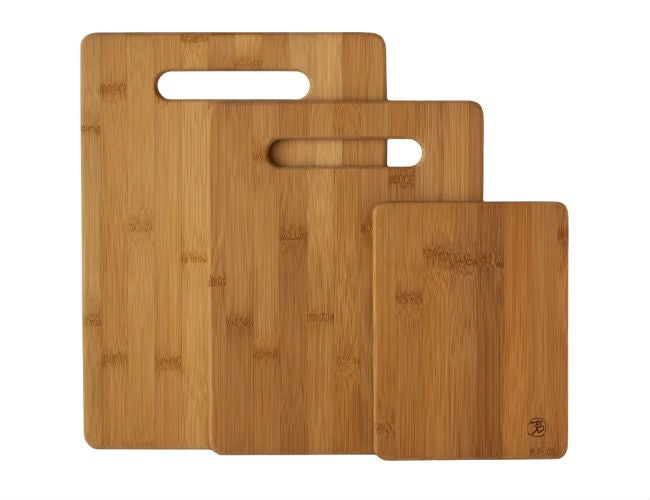 Best Cutting Board - Totally Bamboo 3-Piece Set