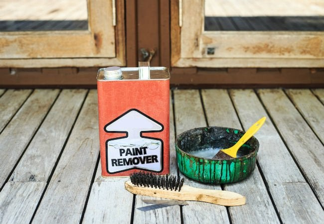 The Best Paint Strippers According to DIYers—and How to Use Them