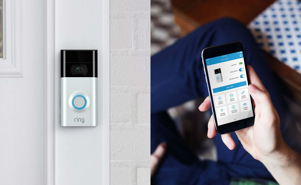 The Best Doorbell Cameras for Added Home Security: Ring