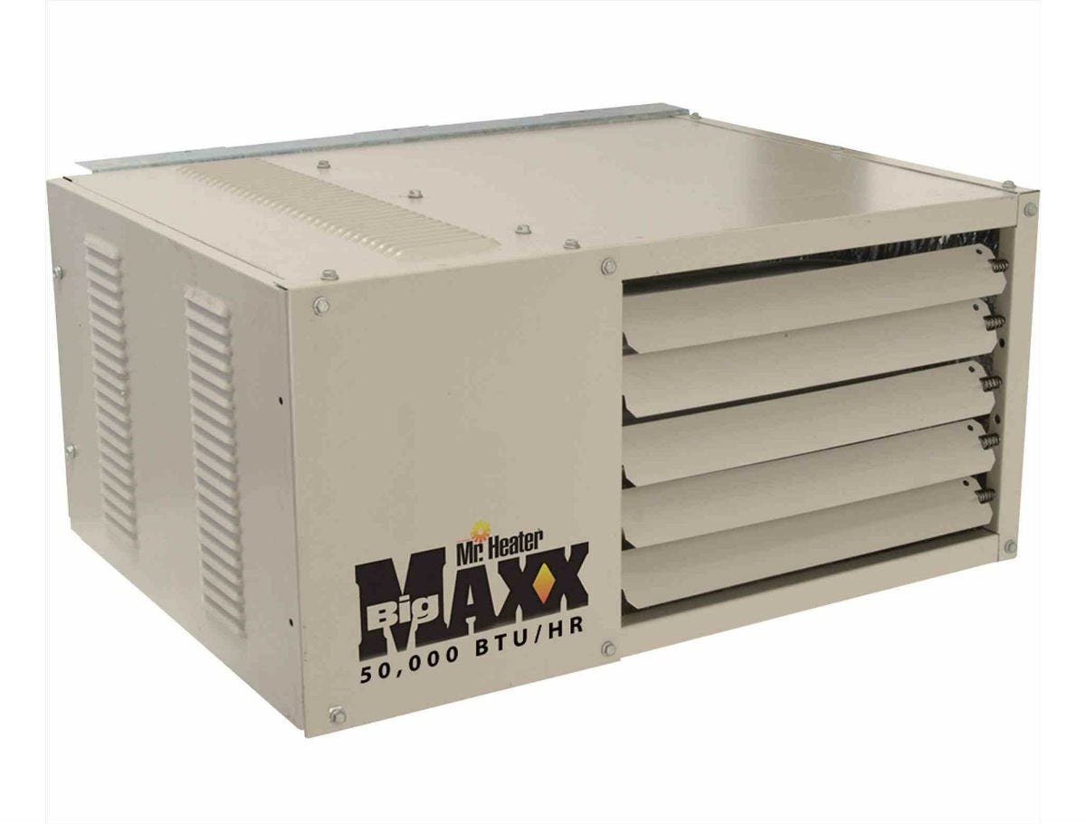 Best Garage Heater Options: Mr. Heater Big Maxx