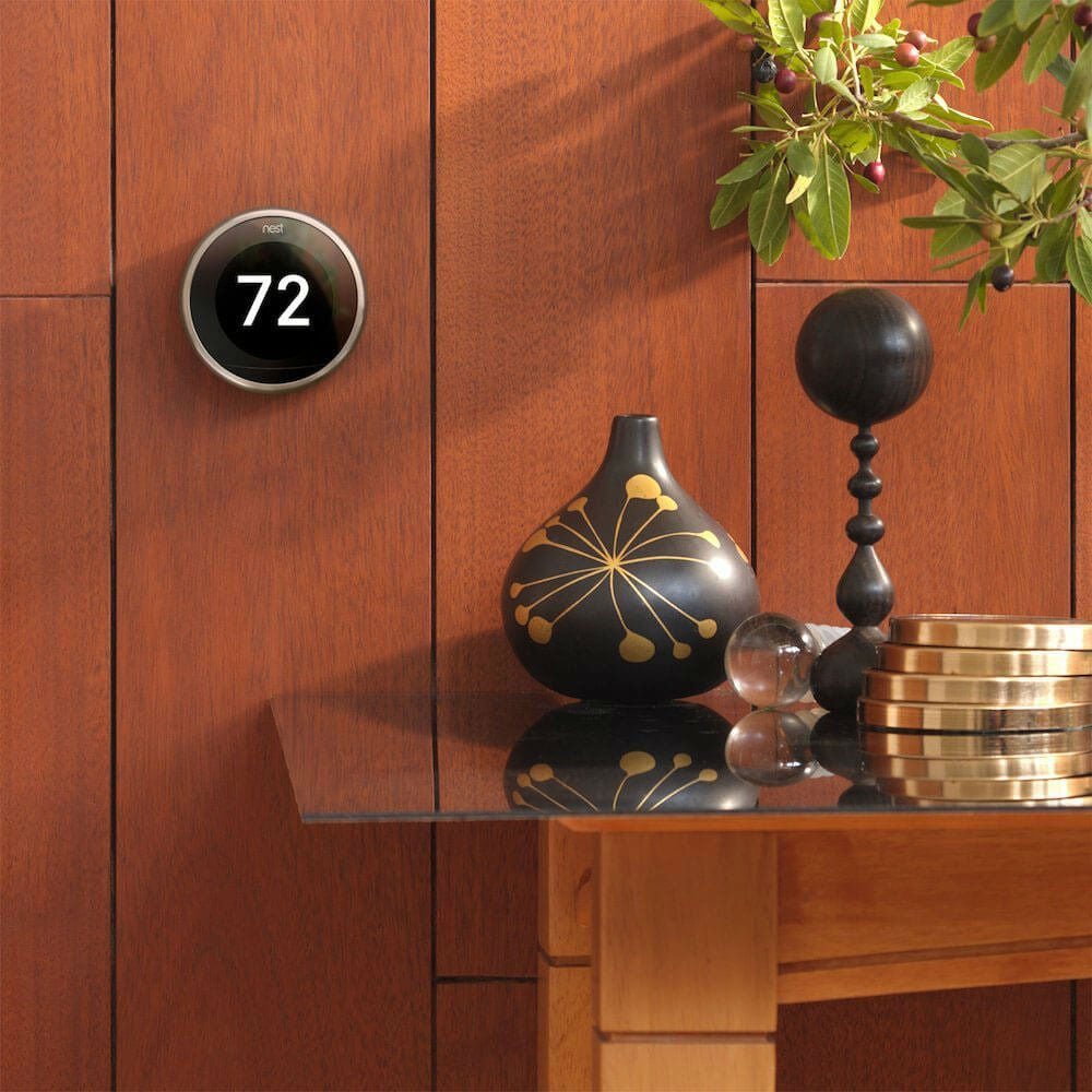 Best Smart Thermostat Options for the Home: Nest Easy Learning Thermostat, 3rd Generation