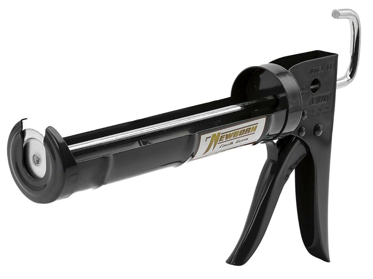 Best Caulking Gun: Newborn 188 Super Ratchet Rod