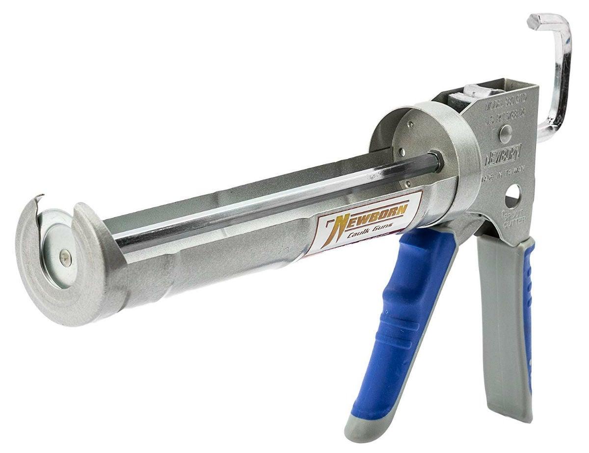 Best Caulking Gun: Newborn Drip-Free Smooth Hex Rod