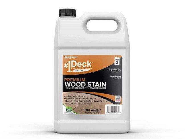 Best Deck Clean for Old Decks