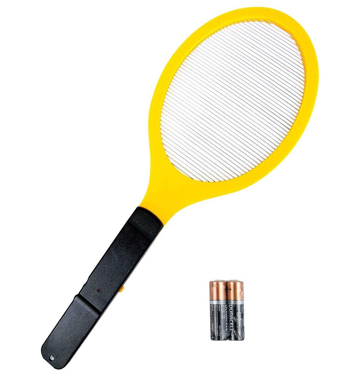 Best Racket-Type Bug Zapper: ELUCTO