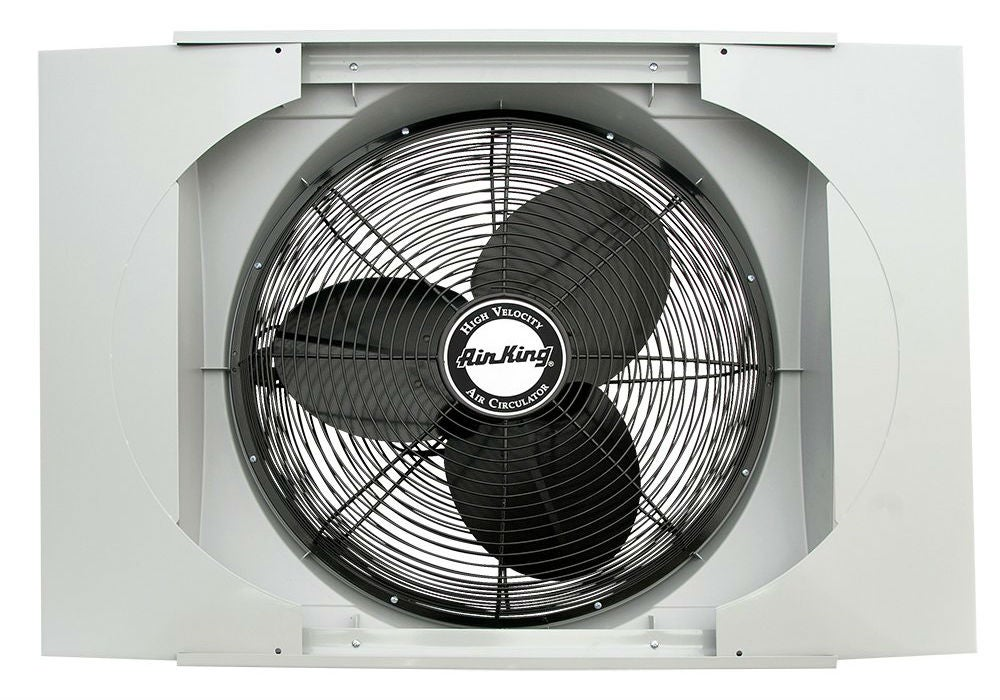 Best Window Fan for the Whole House: Air King