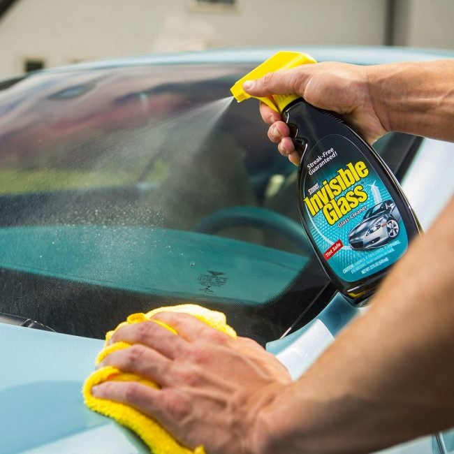 Best Glass Cleaner for Car Windows: Invisible Glass