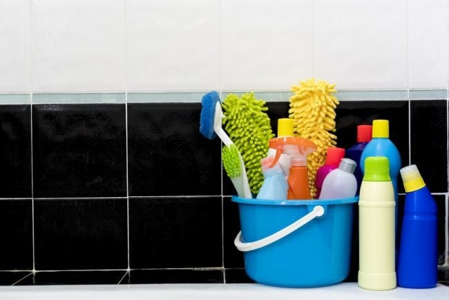 The Best Bathroom Cleaner for Any Surface