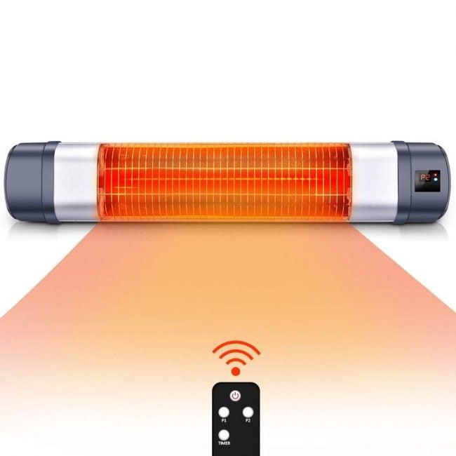 The Best Patio Heater: Trustech
