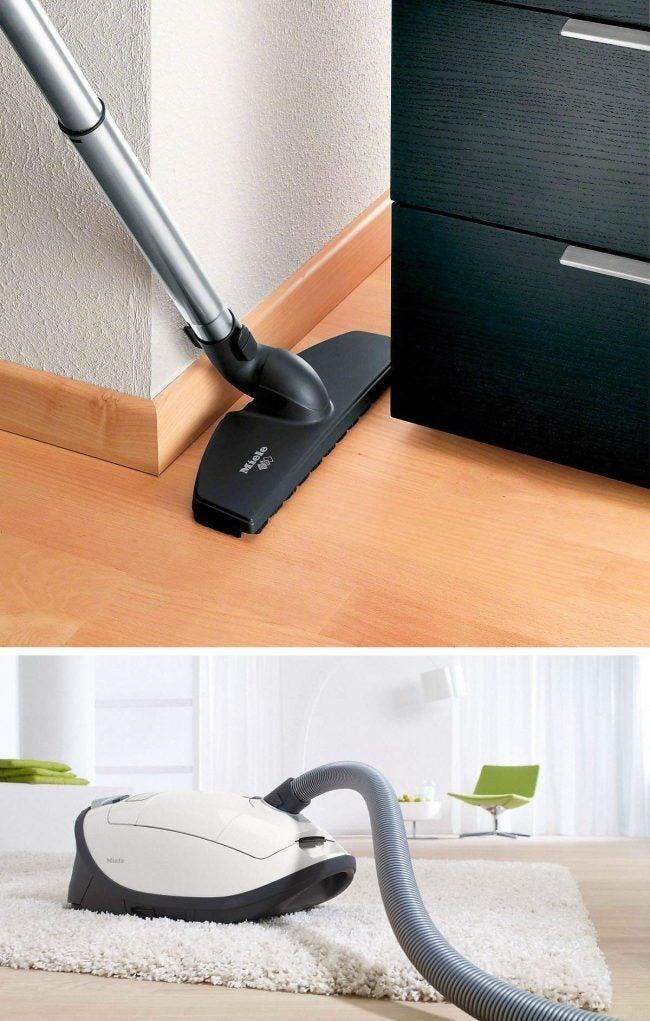 Best HEPA Vacuum: Miele