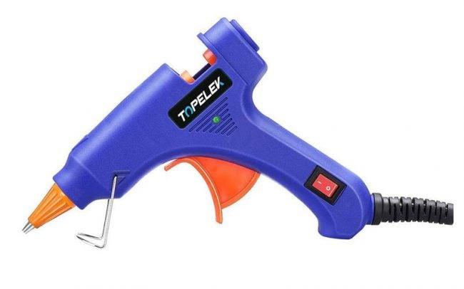 The Best Glue Gun Option: TopElek Mini Glue Gun Kit