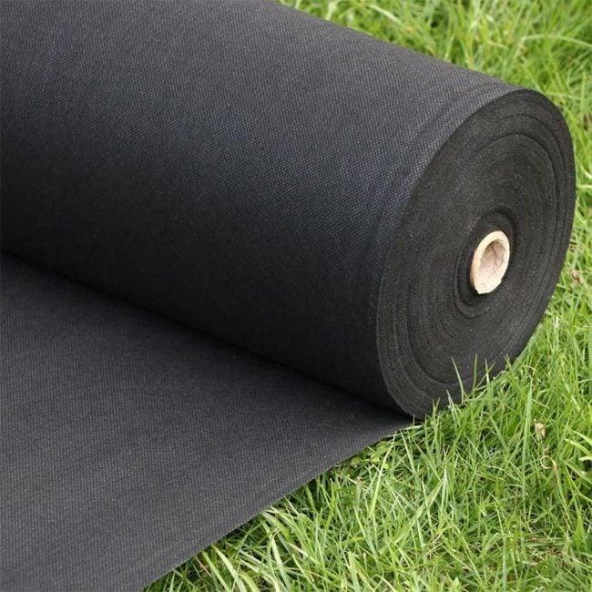 The Best Landscape Fabric Option: FLARMOR Weed Blocker