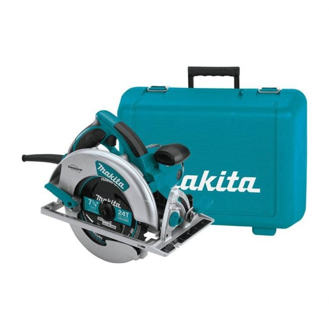 "The Best Circular Saw Option: Makita 5007MG 7 ¼"" Circular Saw"