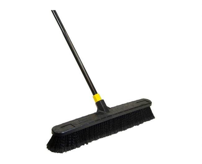 The Best Broom Option: Quickie Push Broom