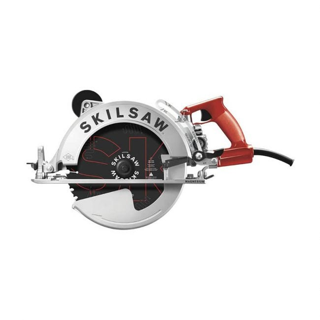 "The Best Circular Saw Option: SKILSAW SAWSQUATCH 10 1/4"" Circular Saw"