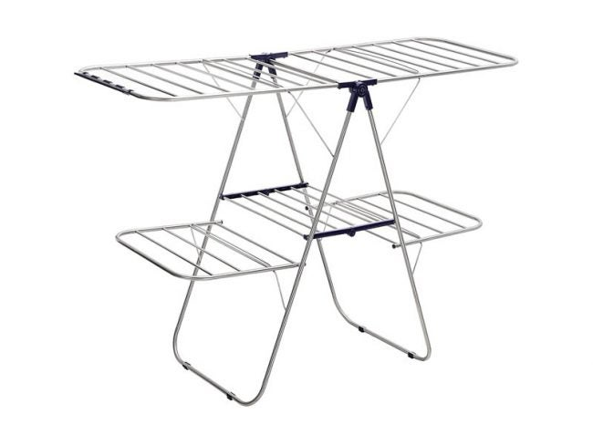 The Best Drying Rack Option: SONGMICS Foldable Clothes Drying Rack