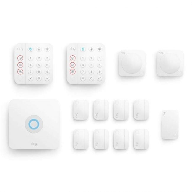 The Best DIY Security System Options: Ring Alarm 14-Piece Kit