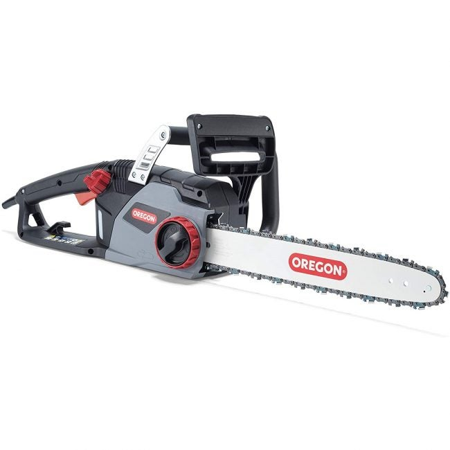 The Best Electric Chainsaw: Oregon