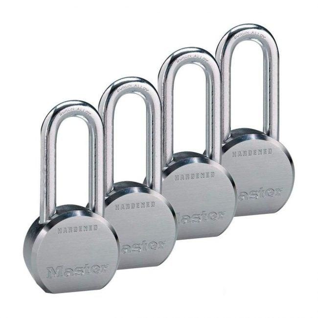 The Best Padlock Option: Master Lock Padlock with BumpStop Technology