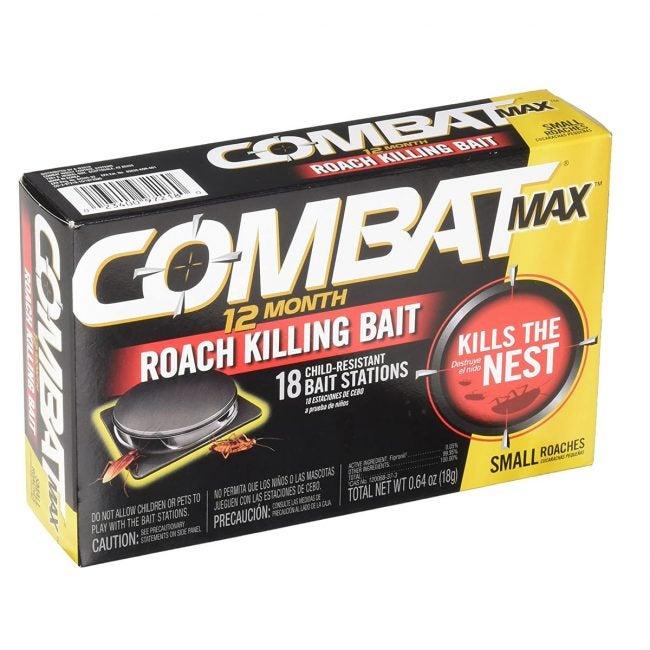 The Best Roach Killer Options: Combat Max 12 Month Killing Bait