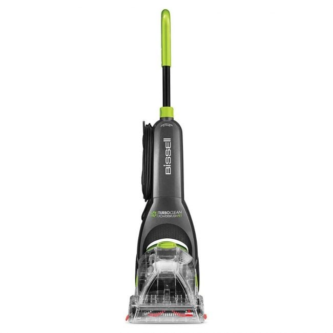 The Best Carpet Cleaners Option: BISSELL Turboclean Upright Carpet Cleaner
