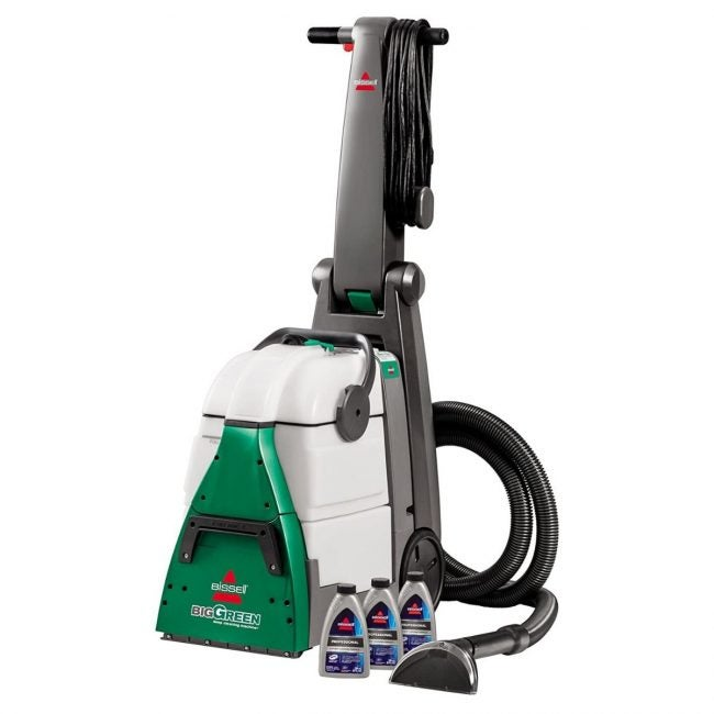 The Best Carpet Cleaners Option: Bissell Big Green Carpet Cleaner