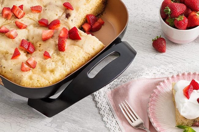The Best Electric Skillet Options