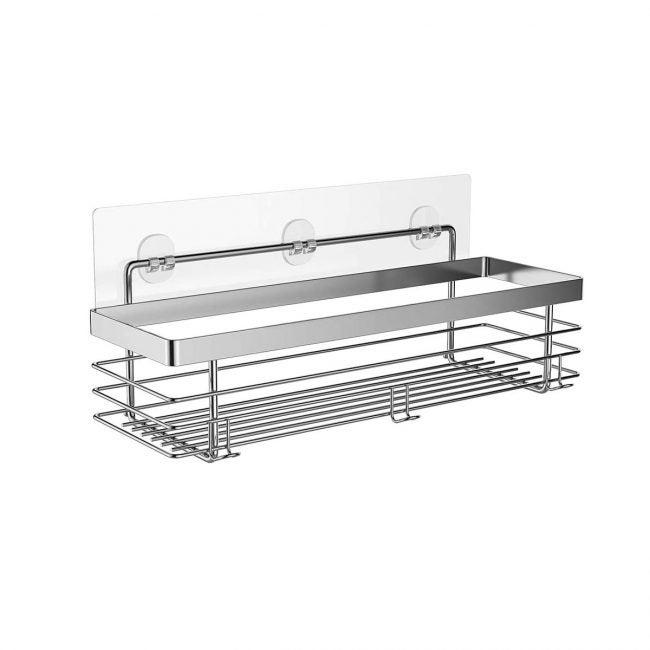 best shower caddies Options: odesign shower caddy basket shelf