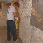 Eliminating basement moisture
